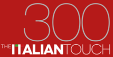 300 The Italian Touch Logo