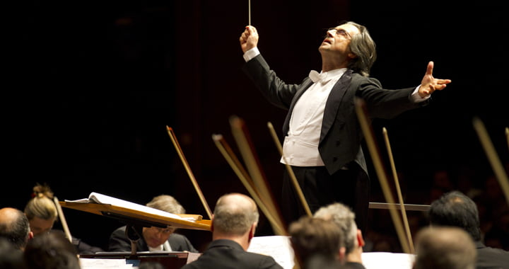 Music Director Riccardo Muti and the Chicago Symphony Orchestra 2011 European Tour