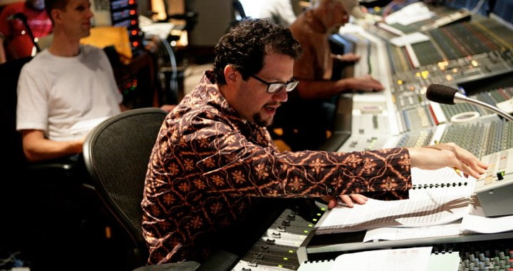 michael Giacchino_scoring_Up
